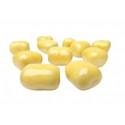Schokolakritz Weiß/Gelb